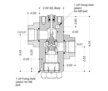 Air  pressor Pilot Unloader Valve on 1968 mustang wiring diagram free